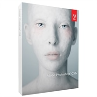 Adobe Photoshop CS6 - Versions- / Produkt-Upgradepaket - 1 Benutzer -Upgrade von Adobe Photoshop CS5 / Photoshop Extended CS5 - DVD - Win - Deutsch - 311,90€