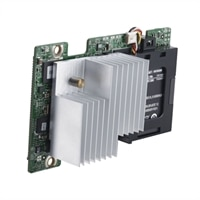 Dell PERC H710 Ενσωματωμένος ελεγκτής RAID 512 MB NV Cache, τύπος μίνι - Κιτ