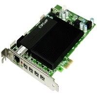 Dell Tera2 PCoIP remote access κάρτας κεντρικού υπολογιστή τετραπλού οθονών - πλήρους ύψους