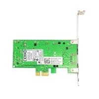 South Africa Dell Ασύρματη σύνδεση 1540 (802.11 a/b/g/n) PCIe κάρτα (πλήρους ύψους)