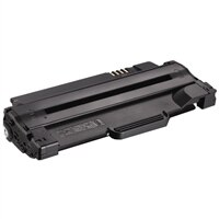 Dell - 1130/1130n/1133/1135n - Μαύρο - Τυπικής χωρητικότητας δοχείο γραφίτη - 1.500 σελίδες