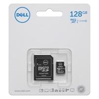 Dell 128 GB τάξη 10 MicroSDXC Κάρτα με SD προσαρμογέα