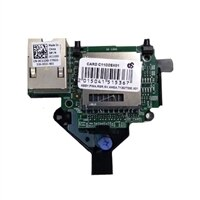 iDRAC Port Card, T130/T330, Customer Kit