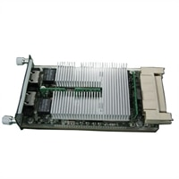 10Gbase-T Module for N3000/S3100 Series, 2x 10Gbase-T Ports (RJ45 for Cat6 of higher), Customer Kit