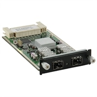 Kit - Dual Port SFP + Adapter Module for PowerConnect 6200 Series