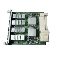 Kit - SFP + 10G Quad Port Uplink Module Card, Optical