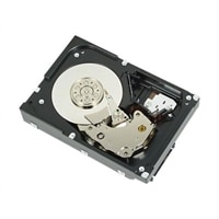 Dell 15000 RPM Serial Attached SCSI Hot-Plug Hard Drive - 300 GB