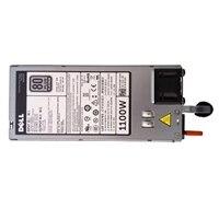 Dell 1100-Watt Power Supply - Hot-Pluggable Device