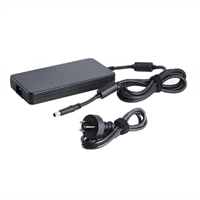 Dell 240-Watt 3-Prong AC Adapter with 2 m Power Cord