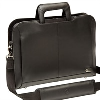 Dell - Executive 16-inch Leather Case
