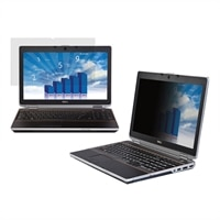 Dell - Laptop privacy filter - 12.5-inch