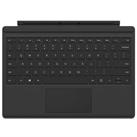 Dell Surface Pro 4 Type Cover – Black