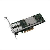 Dell Intel X520 Dual Port 10 Gigabit  DA/SFP+ Server Adapter - XYT17