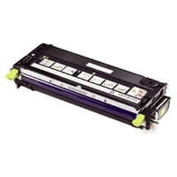 Dell - 3000-Page Standard Capacity Yellow Toner Cartridge for 3130cn Laser Printer