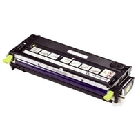 Dell - 9000-Page High Capacity Yellow Toner Cartridge for 3130cn Colour Laser Printer