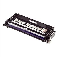 Dell - 9000-Page High Capacity Black Toner Cartridge for 3130cn Colour Laser Printer