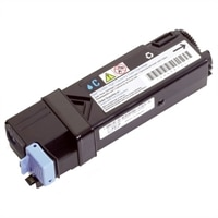 Dell - 1000-Page Standard Capacity Cyan Toner Cartridge for 1320 / 2130cn/2135cn Colour Laser Printer