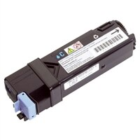 Dell - 2500-Page High Capacity Cyan Toner Cartridge for 2130cn / 2135cn Colour Laser Printer