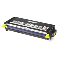 Dell - 4000-Page Standard Yield Yellow Toner for 3110cn Colour Laser Printer