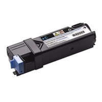 Dell - 1,200-Page Yellow Toner Cartridge for 2150cn / 2150cdn / 2155cn / 2155cdn Color Laser Printers