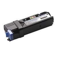 Dell - 1200-Page Black Toner Cartridge for 2150cn / 2150cdn / 2155cn / 2155cdn Color Laser Printers