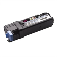 Dell - 2500 Page Magenta Toner Cartridge for Dell 2150cn / 2150cdn / 2155cn / 2155cdn Color Laser Printers