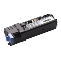 Dell - 3000-Page Black Toner Cartridge for 2150cn / 2150cdn / 2155cn / 2155cdn Color Laser Printers