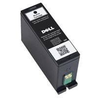 Single Use Extra-High Capacity Black Ink Cartridge (Series 33) for Dell V525w/ V725w All-in-One Wireless Inkjet Printer