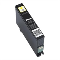 Dell Regular Use Yellow Ink Cartridge (Series 33R) for Dell V525w/ V725w All-in-One Printer -Kit-S&P