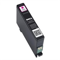 Regular Use Extra-High Capacity Magenta Ink Cartridge (Series 33R) for Dell V525w/ V725w All-in-One Wireless Inkjet Printer