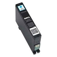 Regular Use Extra-High Capacity Cyan Ink Cartridge (Series 33R) for Dell V525w/ V725w All-in-One Wireless Inkjet Printer