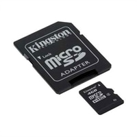 Kingston 4 GB Micro SDHC Card