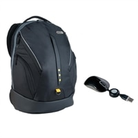 ValueBundle2-Targus Synergy Backpack + Targus Compact Optical Mouse