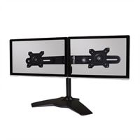 SAPPLY Freestanding Double Arm TFT Mount