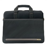 "CS (TARBID1681 - EDU) 10.2"" Citygear Slimlite Notebook Case Up to 10.2"" Black & Yellow (MOQ 500)"