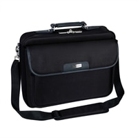 "Targus Notepac 15.4"" - 16"" - Notebook carrying case - Black"