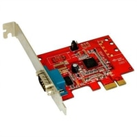 SAPPLY PCIe 1 Port Serial Card