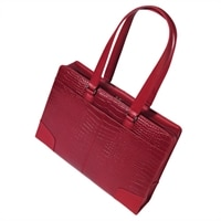 "Targus 16"" Ladies Red Koskin Laptop Case"