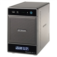 Netgear RND4000v2 NV+  4 bay NAS Diskless