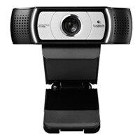 Logitech Webcam C930e - Web camera - colour - 1920 x 1080 - audio - USB 2.0 - H.264