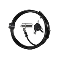 Targus Defcon KL - Security cable lock - black - 1.8 m