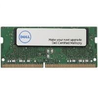 Dell Memory Upgrade - 4GB - 1Rx8 DDR4 SODIMM 2133MHz