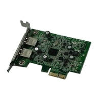 Dell Refurbished: Dell USB3.0 Interface Half-Height Controller Card