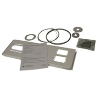Dell - Suspended False Ceiling Plate Kit for Select Projectors