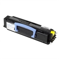 Dell J3815 toner -- 3000 Page (standard yield, single use) Black toner - Dell 1700, Dell 1700n, Dell 1710, Dell 1710n Printer -- 310-7020