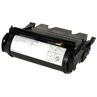 Dell HD767 toner -- 20000 Page (standard yield, single use) Black toner - Dell 5210n, Dell 5310n Printer -- 310-7237