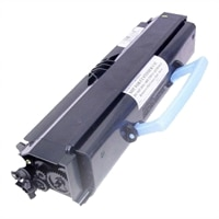 Dell PY408 toner -- 3000 Page (standard yield, single use) Black toner - Dell 1720, Dell 1720dn Printer -- 310-8706