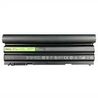 Dell - 87 Whr 9-Cell Lithium-Ion Battery with 3-Year Warranty for Select Dell Latitude Laptops