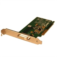 Dell - Digital Full Height Video Adapter Card for Select Dell OptiPlex 360/ 745c/ 755 Energy Smart/ XE DT / Vostro 230 MT/ 230 ST Desktops