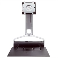 Flat Panel Monitor Stand for Select Dell Latitude Laptops / Precision Mobile WorkStations